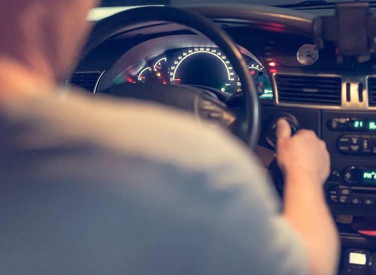 klimatyzacja w samochodzie kierowca samochód