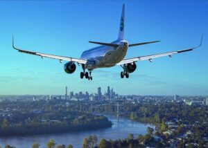 majówka samoloty pasażerskie samolot pasażerski