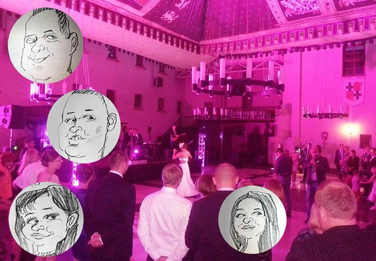 popularne atrakcje na wesele weselne