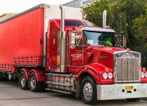 tir tiry kierowcy tirów przewozy samochody ciężarowe transport